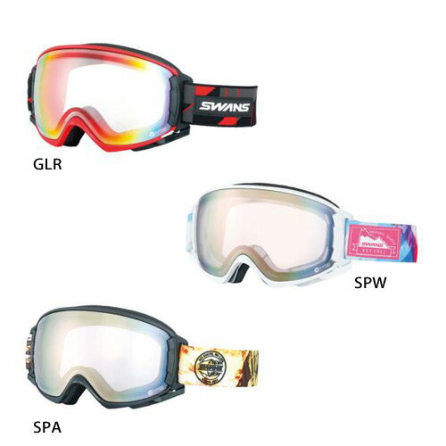 15-16 SWANS スワンズスキーゴーグル [ROV]O-MDH-SC【スキー スノーボード用 ゴーグル】