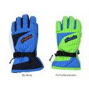 PHENIX フェニックス ジュニア スキーグローブ Demonstration Boy's Gloves PS7G8GL82【手袋 スノーボード 子供用 キッズ】