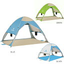 【送料無料】サンシェード ビーチ テントテント ワンタッチテント ポップアップテント 簡単 軽量 2
