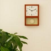 掛け時計 ペンデュラム インター インテリア デザイン ビンテージ ナチュラル シンプル おしゃれ テイスト プレゼント