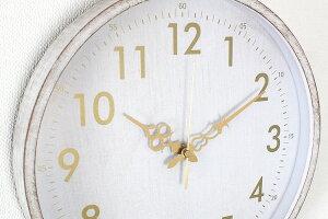 掛け時計オットーネ[OTTONE]【壁掛け時計おしゃれ時計壁掛けアンティークレトロヴィンテージ木製シャビーシックロマンチック姫おしゃれモダン和モダンギフト壁時計ギフトプレゼント北欧テイストウッド調】
