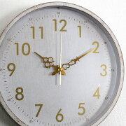 掛け時計 オットーネ おしゃれ アンティーク ヴィンテージ シャビーシック ロマンチック プレゼント テイスト