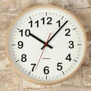 掛け時計 スイープ ムーブメント デザイン テイスト シンプル おしゃれ スムーズ インテリア プレゼント