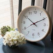 ヘーニル スイープムーブメント 掛け時計 デザイン テイスト シンプル おしゃれ スムーズ インテリア プレゼント