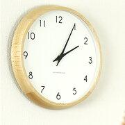 掛け時計 カンパーニュ タカタレムノス アナログ インテリア おしゃれ ウォール クロック ホワイト プレゼント