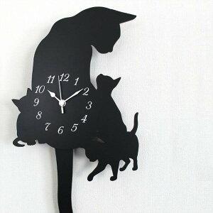 【17時までのご注文で即日発送】振り子時計 振り子 掛け時計 壁掛け時計 時計 壁掛け 雑貨 モダ...