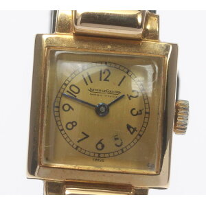 [JAEGER-LE COULTRE] Jaeger-LeCoultre cal.407古董手动上链女士腕表[2043] [ev10] [二手]