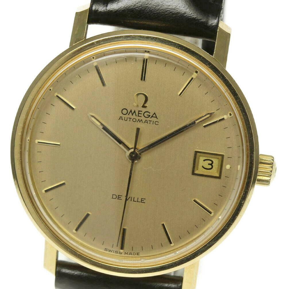 腕時計, メンズ腕時計 OMEGA ?18YG cal,1002