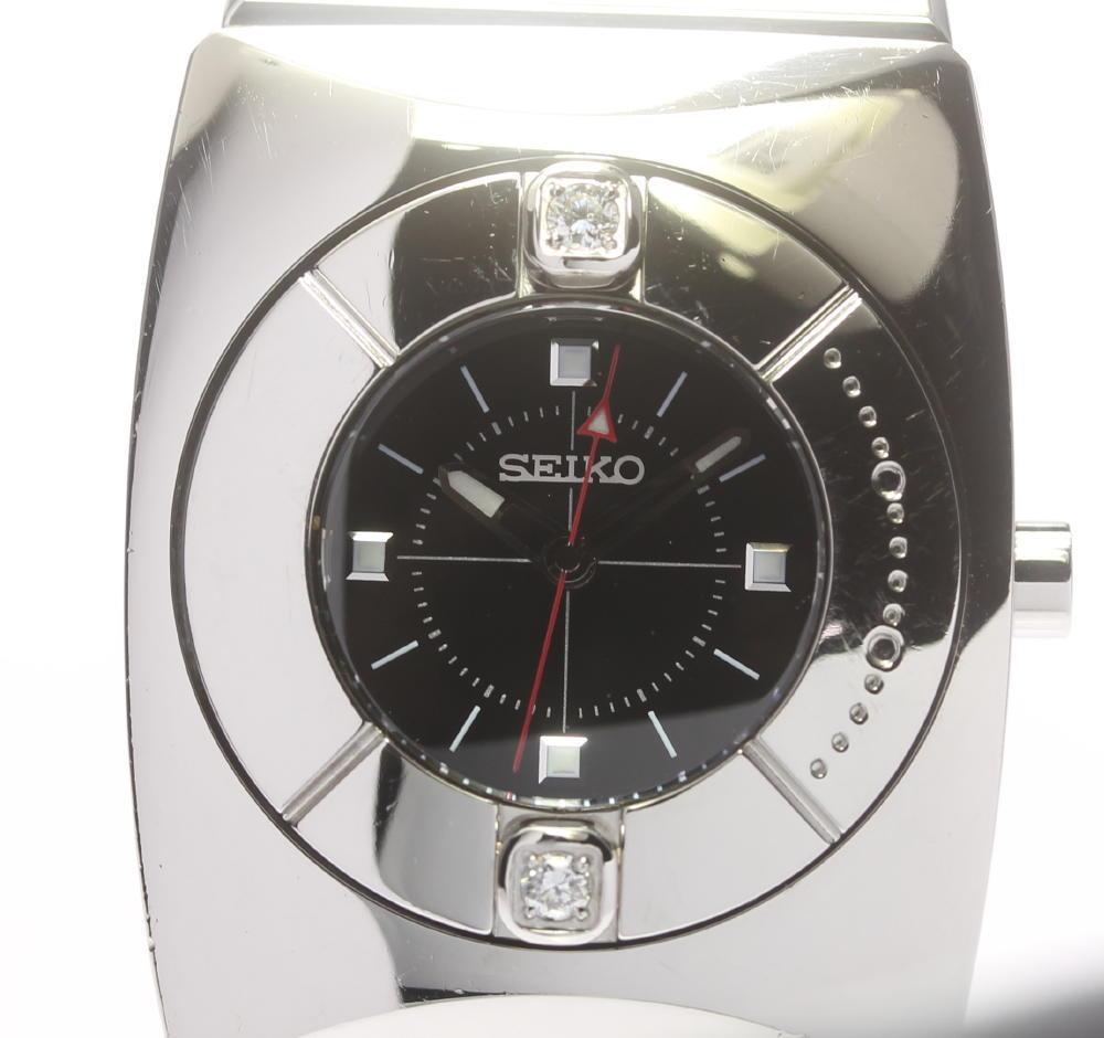 腕時計, レディース腕時計 SEIKO 4J45-0AA0SRXJ009 2P QZ