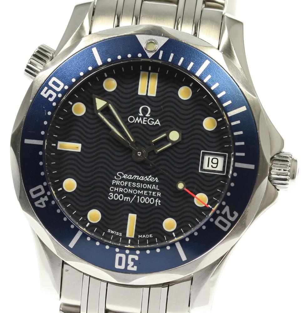 腕時計, 男女兼用腕時計 OMEGA 300 2551.80 ev05
