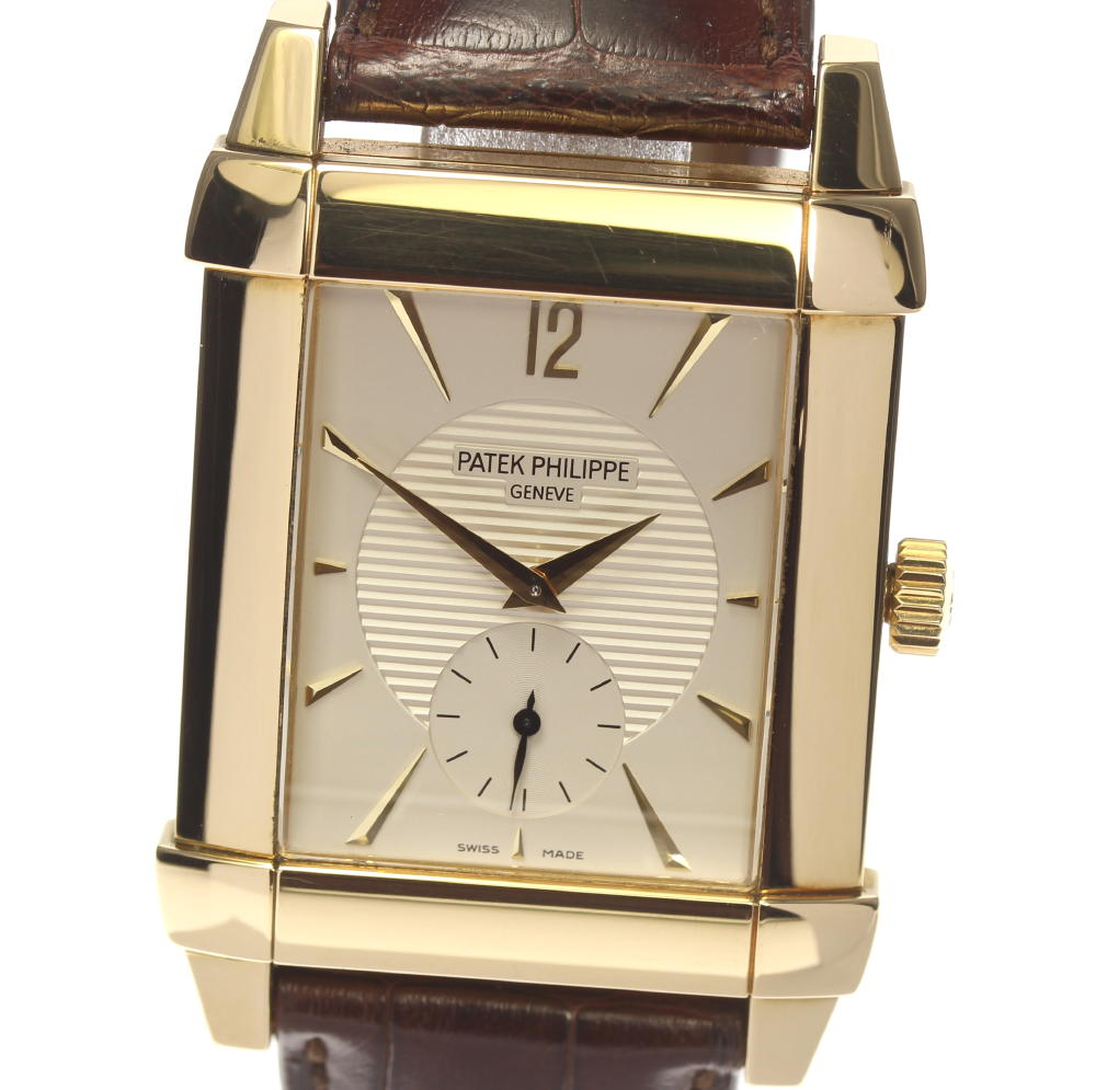 腕時計, メンズ腕時計 PATEK PHILIPPE K18YG 5111J