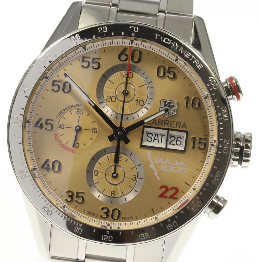 腕時計, メンズ腕時計 TAG HEUER 1000 CV2A1H