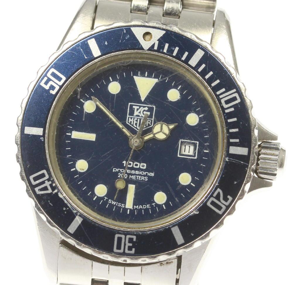 腕時計, レディース腕時計 TAG HEUER 200m 980.615N1