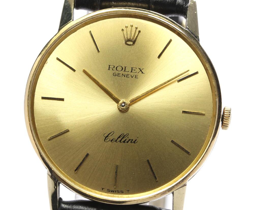 腕時計, メンズ腕時計 ROLEX K18YG cal.1600