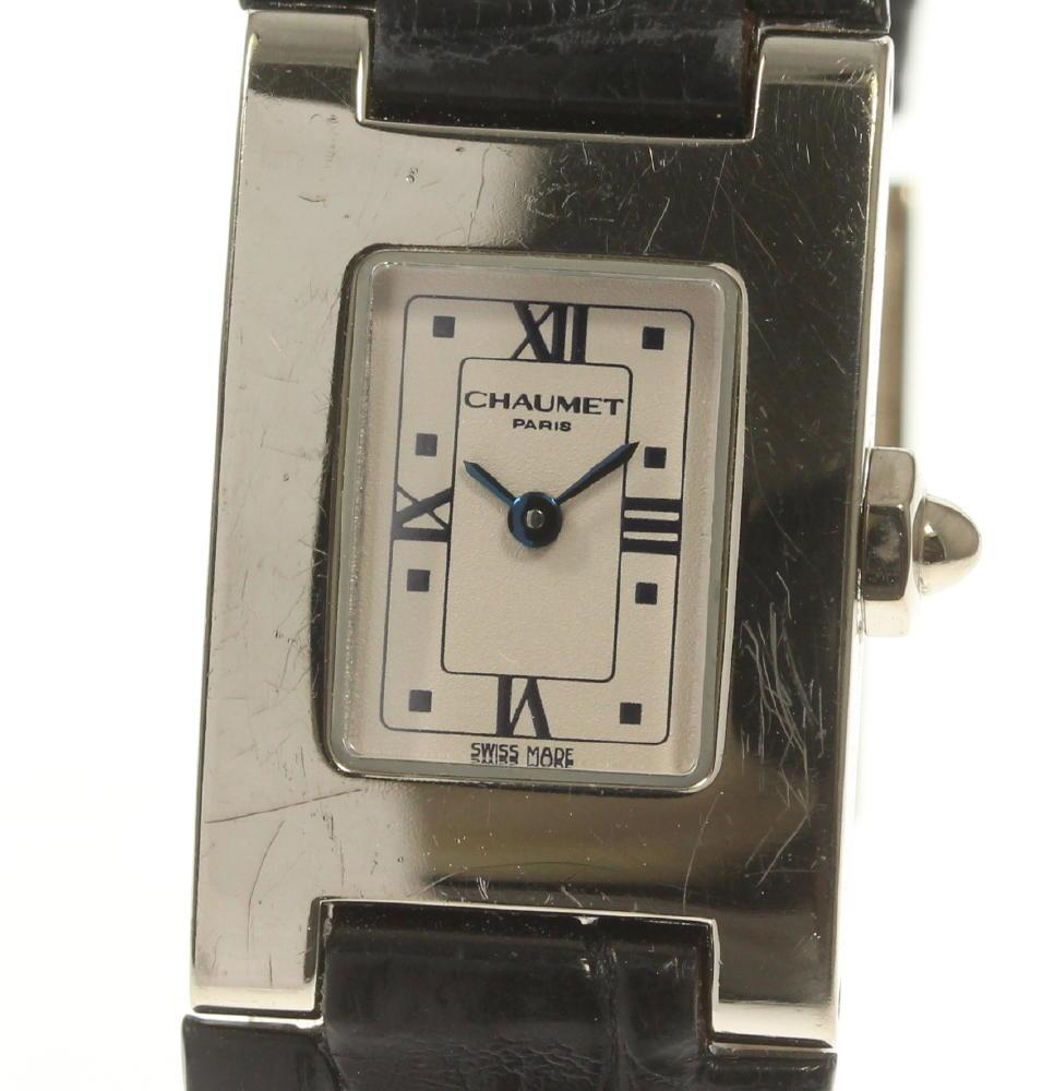 腕時計, レディース腕時計 Chaumet K18WG