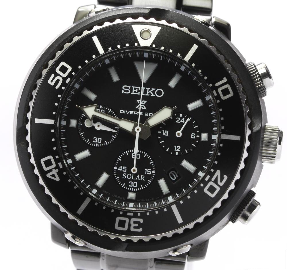 腕時計, メンズ腕時計 SEIKO 3000 V175-0DV0