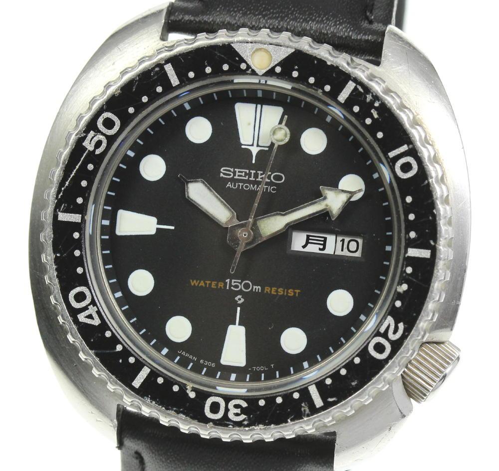 腕時計, メンズ腕時計 SEIKO 150m 6306-7001