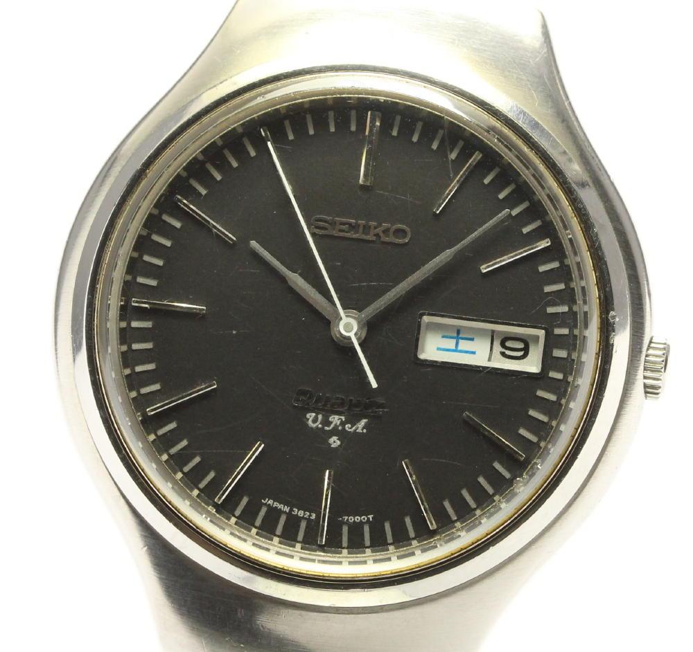 腕時計, メンズ腕時計 SEIKO V.F.A 3823-7001