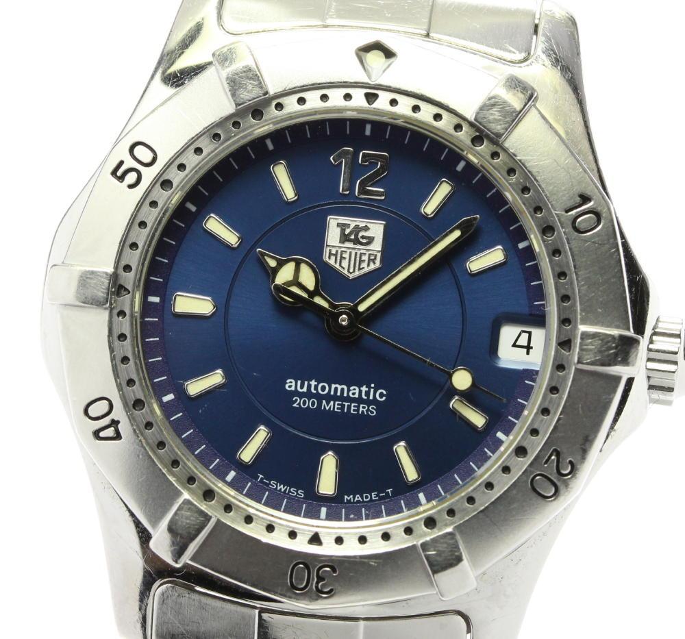 腕時計, メンズ腕時計 TAG HEUER 200m WK2217