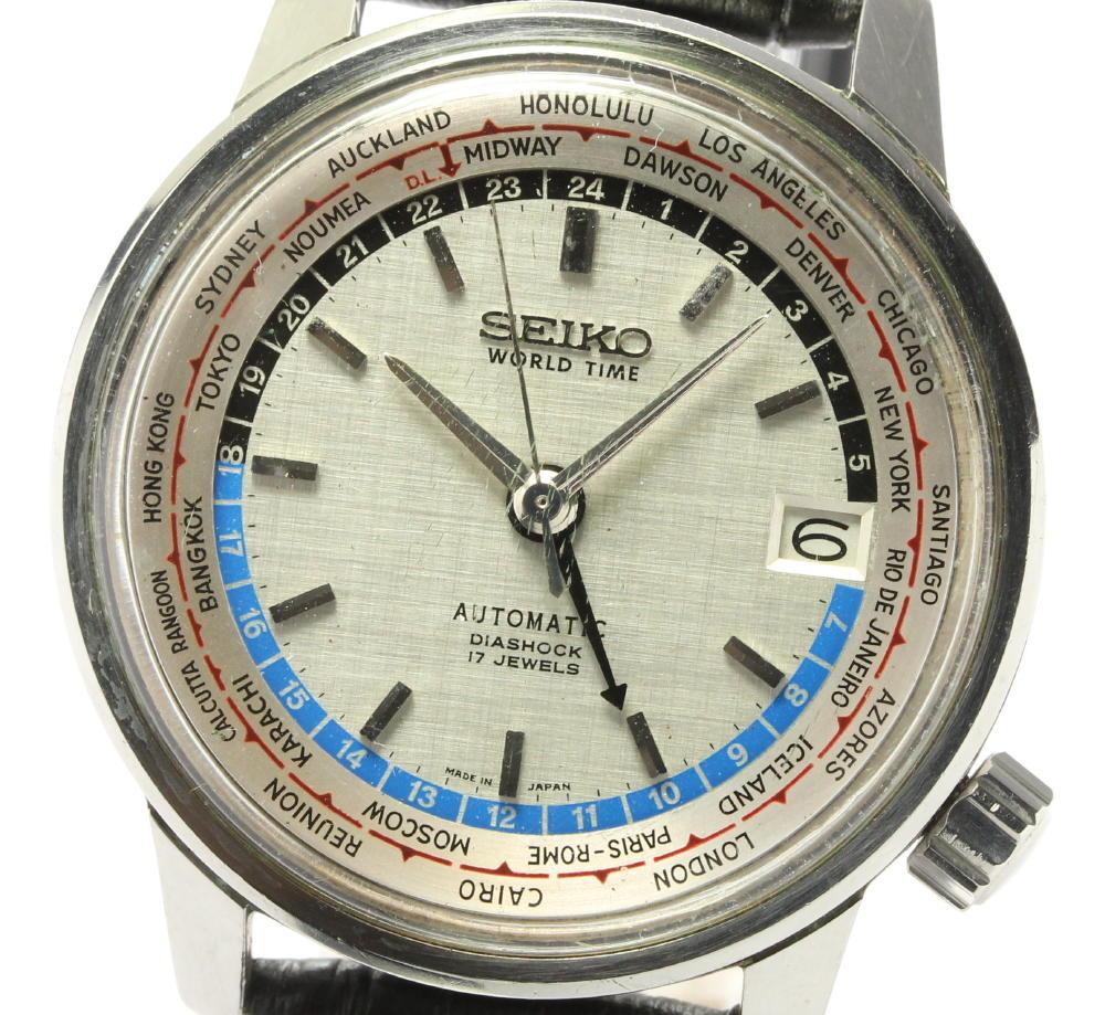 腕時計, メンズ腕時計 SEIKO 6217-7000