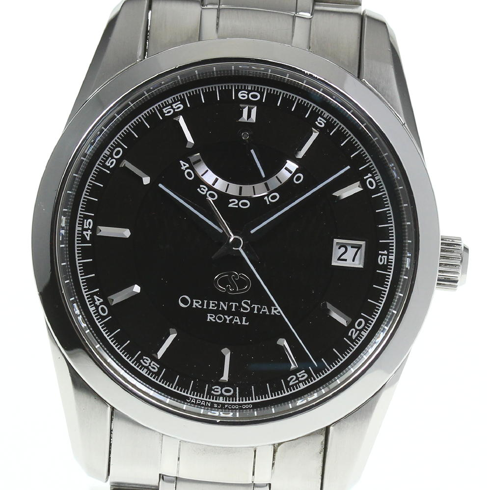 腕時計, メンズ腕時計 ORIENT FC00-C0CA