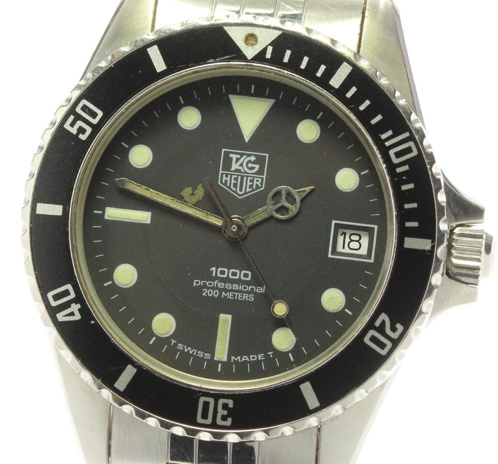 腕時計, メンズ腕時計 TAG HEUER 200 980.013M