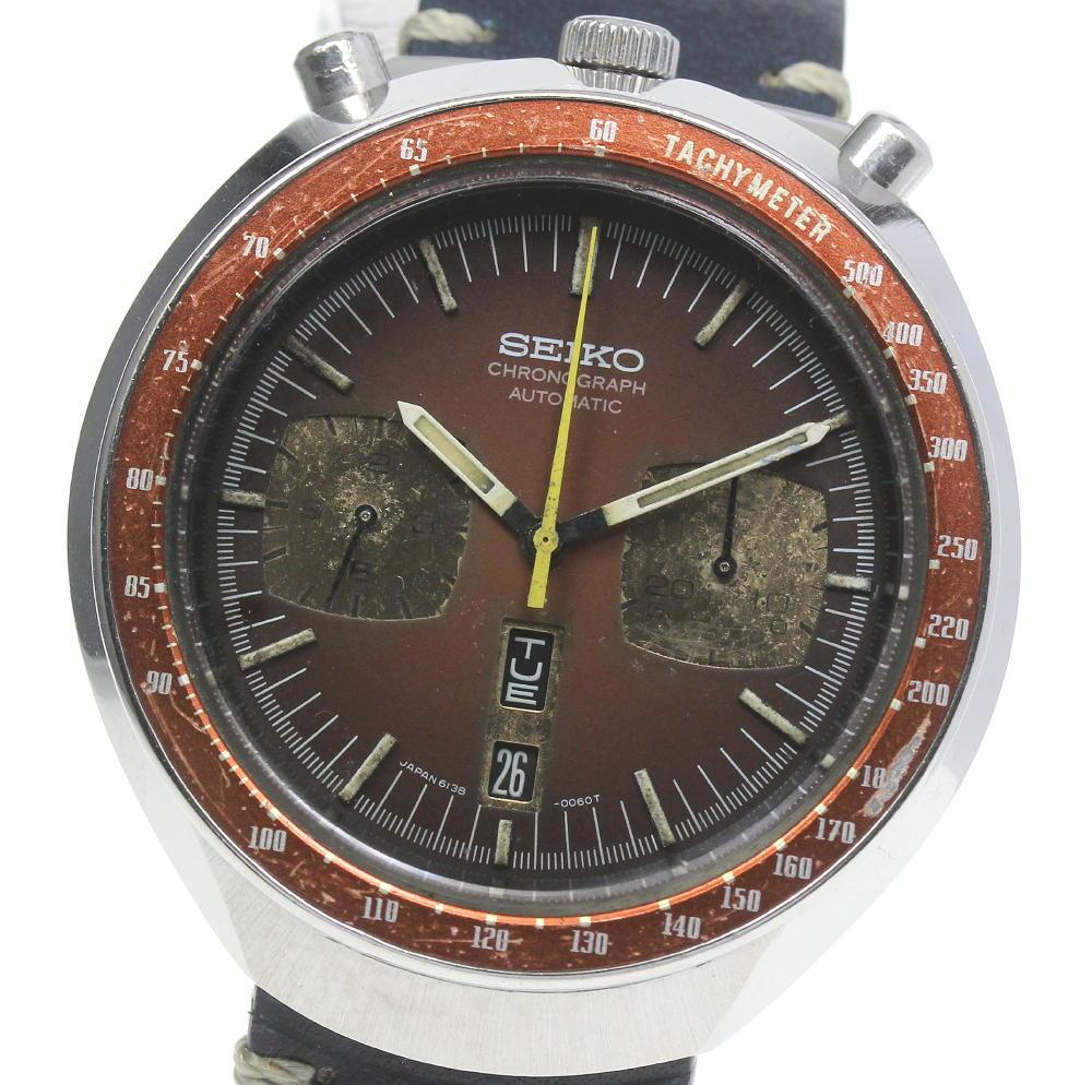 腕時計, メンズ腕時計 SEIKO 5 6138-0040 ev10