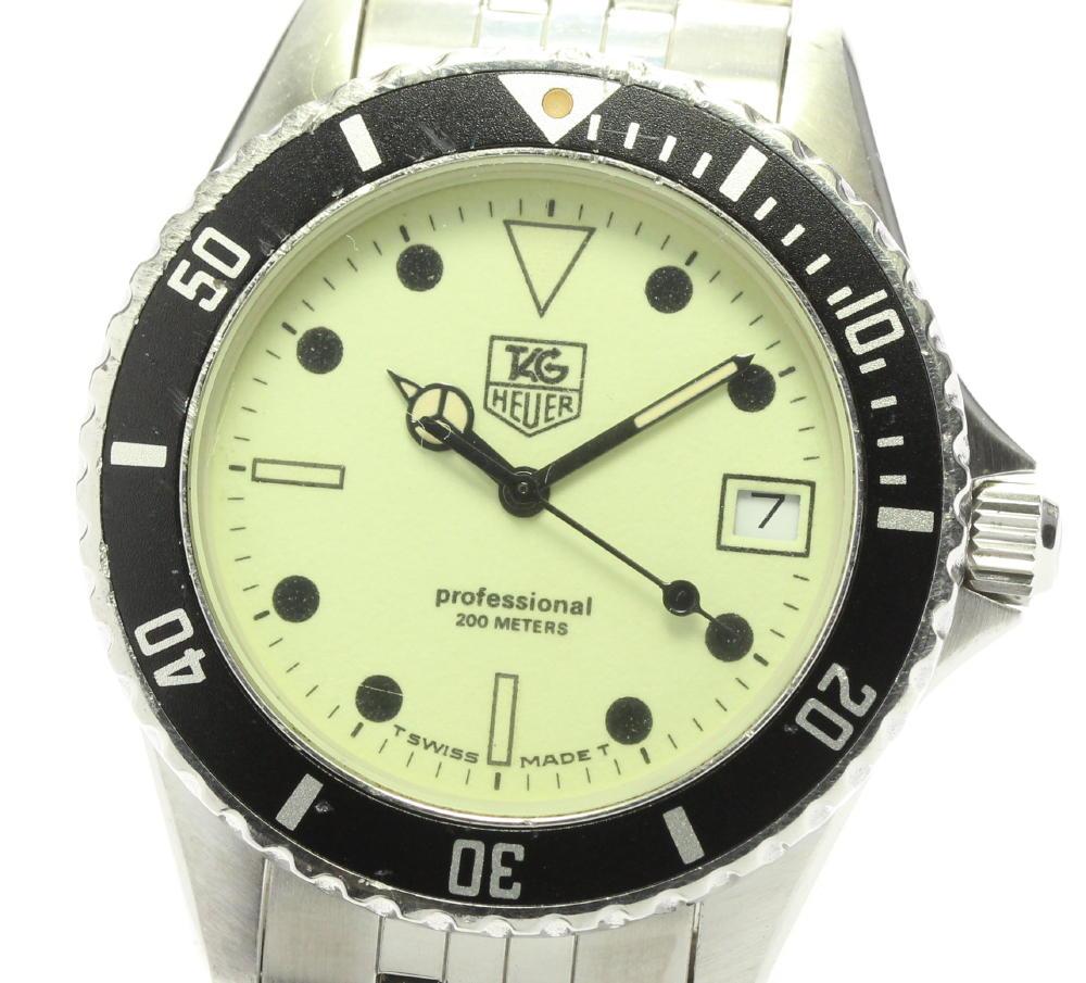 腕時計, メンズ腕時計 TAG HEUER 200 980.113D