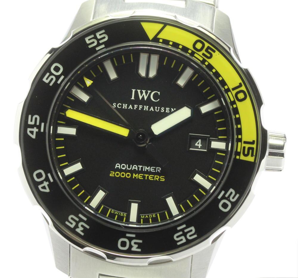 腕時計, メンズ腕時計 IWC 2000 IW356801