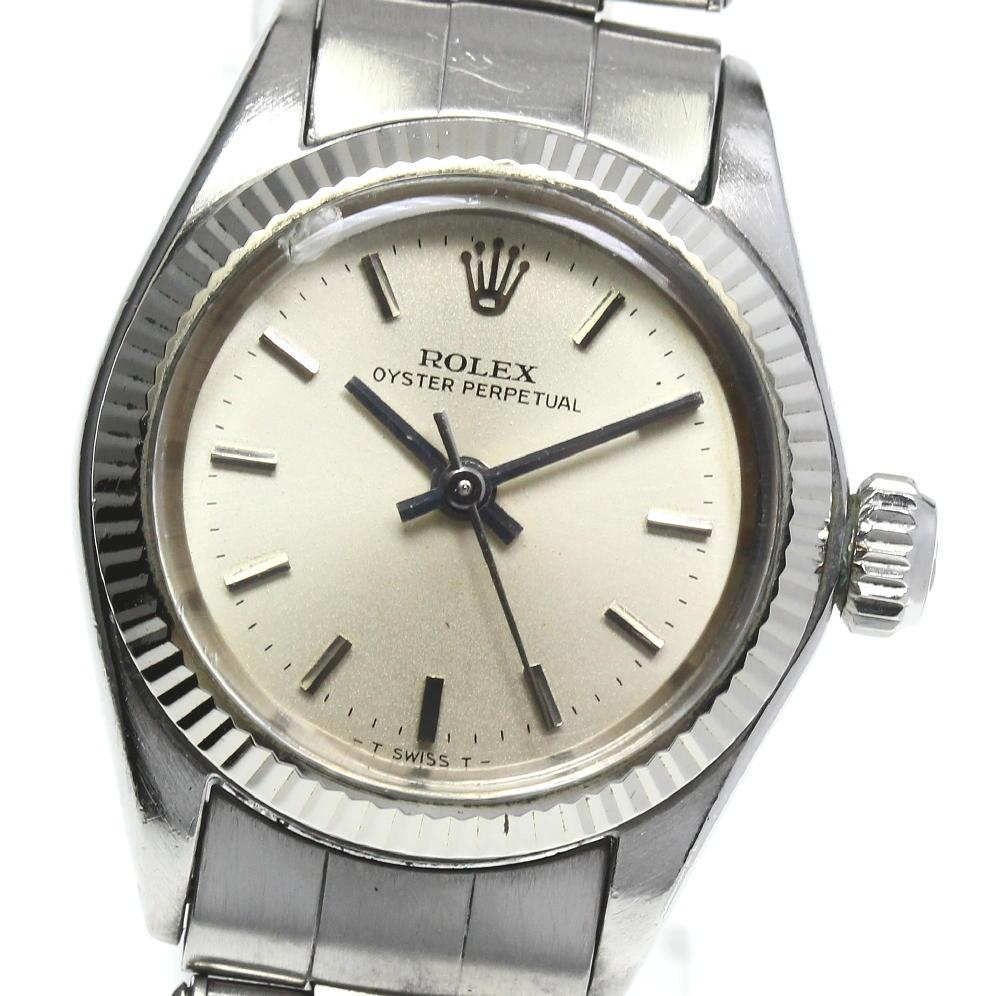 腕時計, レディース腕時計 ROLEX 6619 cal,1161