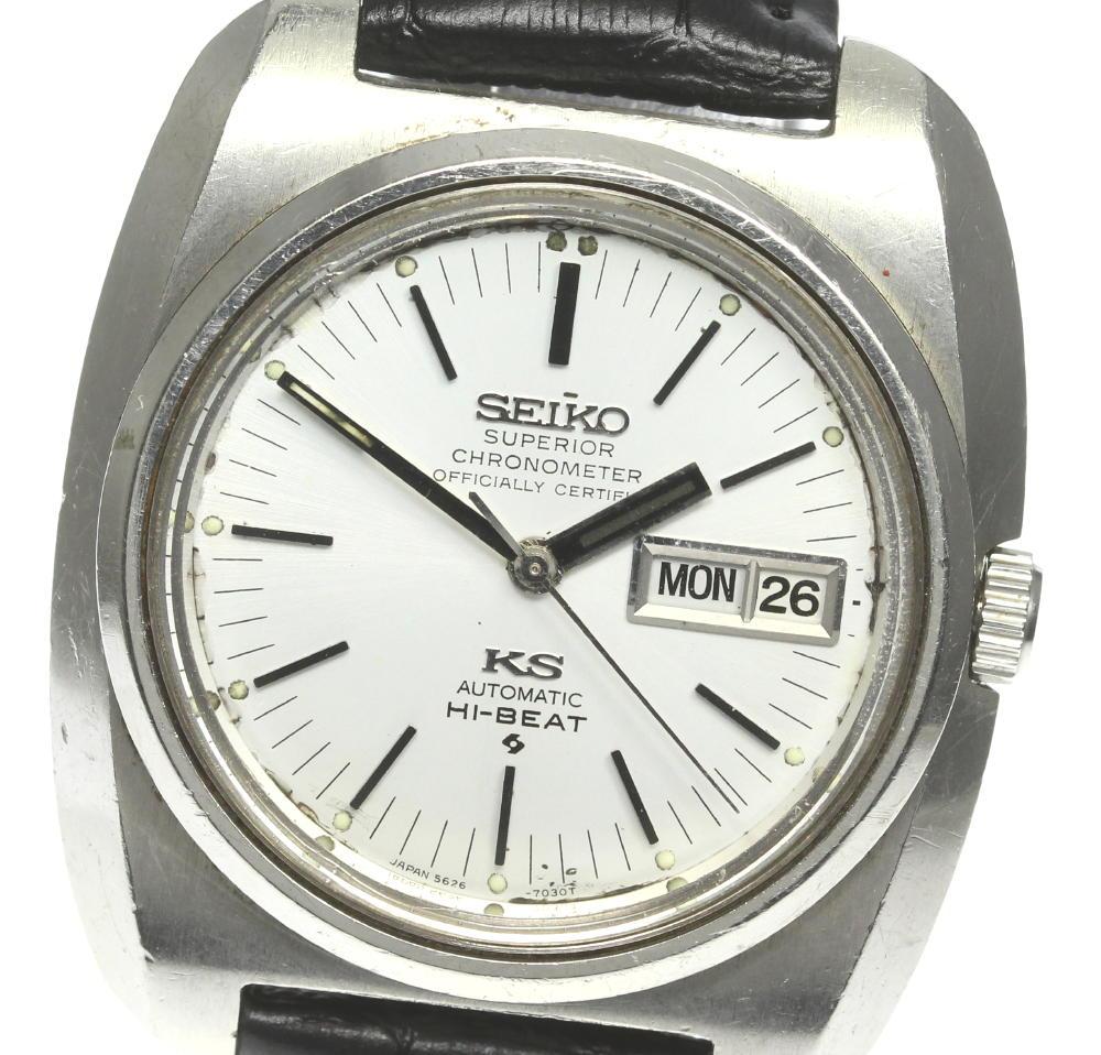 腕時計, メンズ腕時計 SEIKO 5626-7030