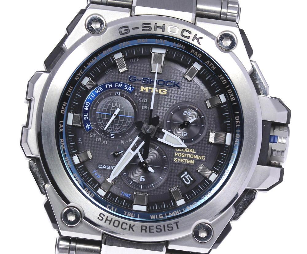 腕時計, メンズ腕時計 CASIO G GPS MTG-G1000D-1A2JF