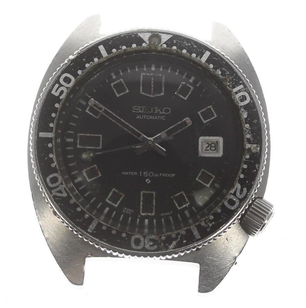 腕時計, メンズ腕時計 SEIKO 150M 2nd 6105-8000