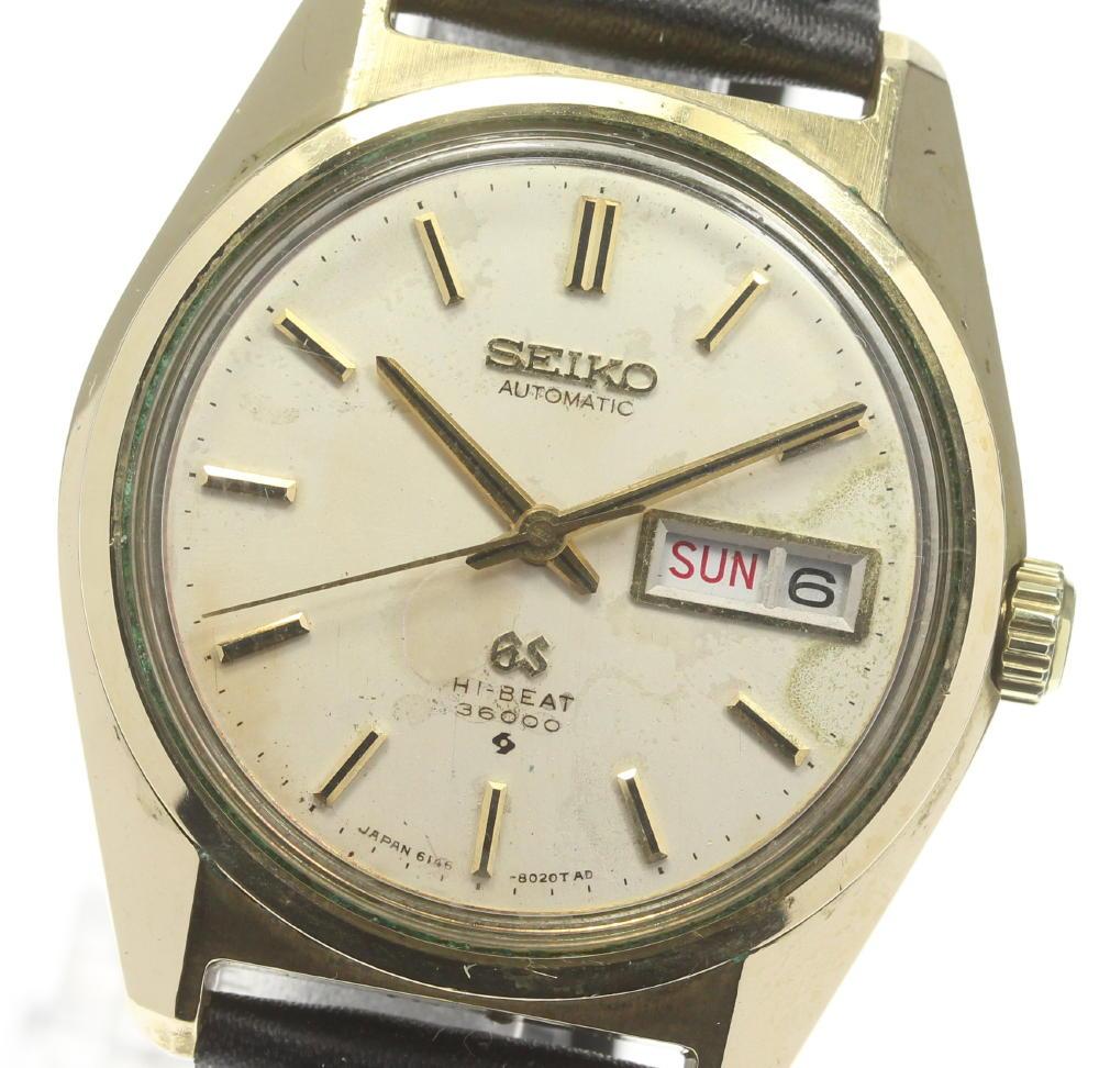 腕時計, メンズ腕時計 SEIKO 6146-8000 Cal.6146A
