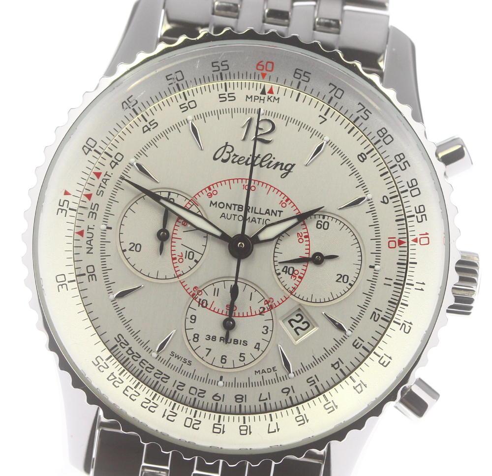 腕時計, メンズ腕時計 BREITLING 38 A41330