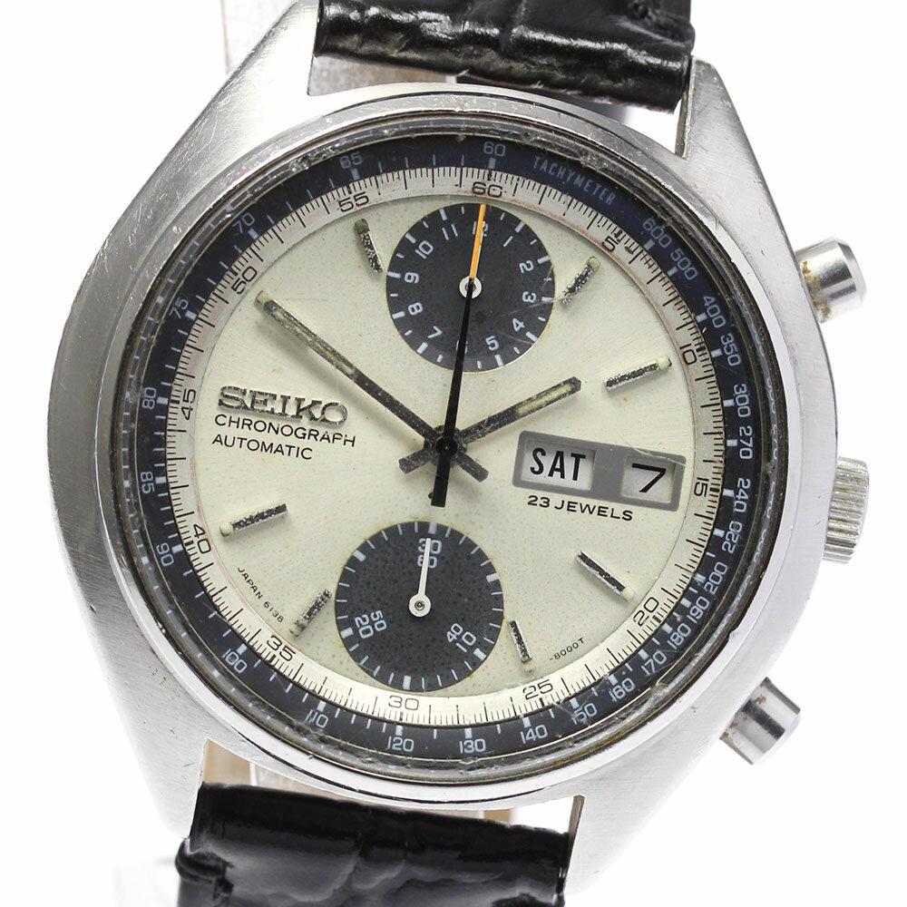 腕時計, メンズ腕時計 SEIKO 6138-8000 Cal.6138B