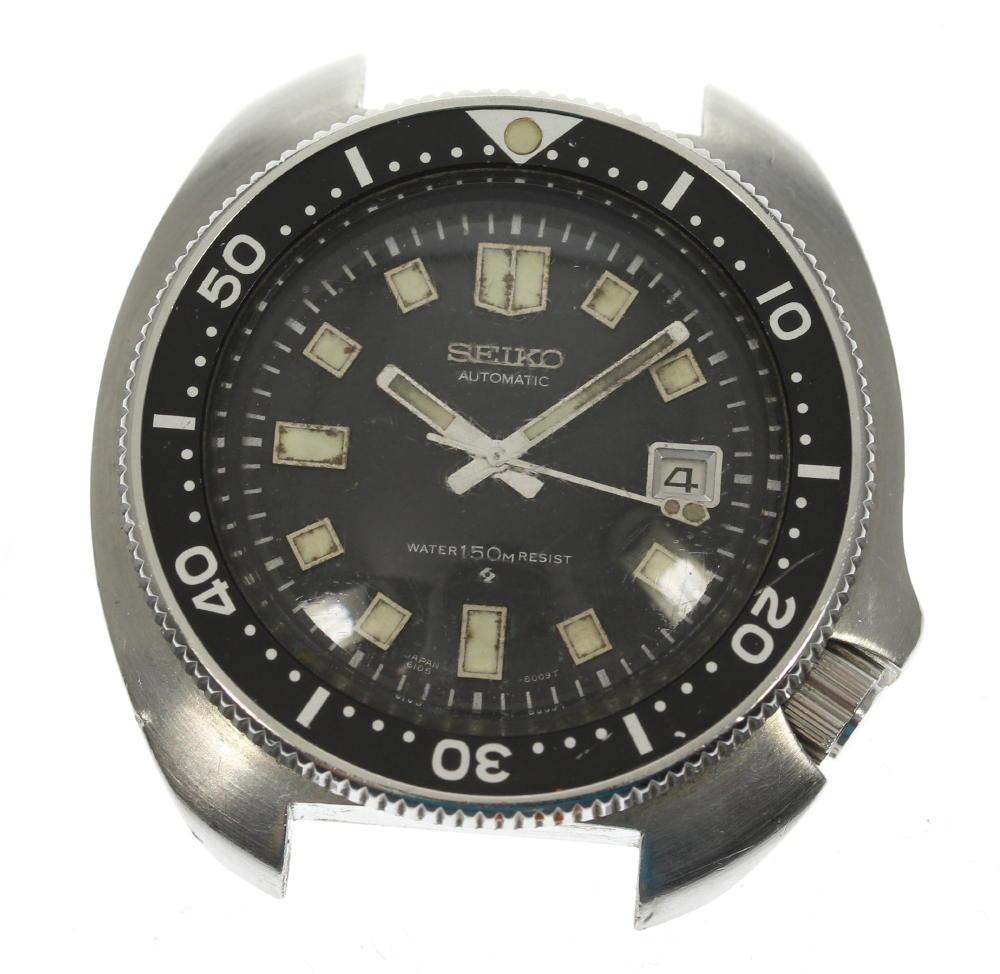 腕時計, メンズ腕時計 SEIKO 6105-8110 Cal.6105B