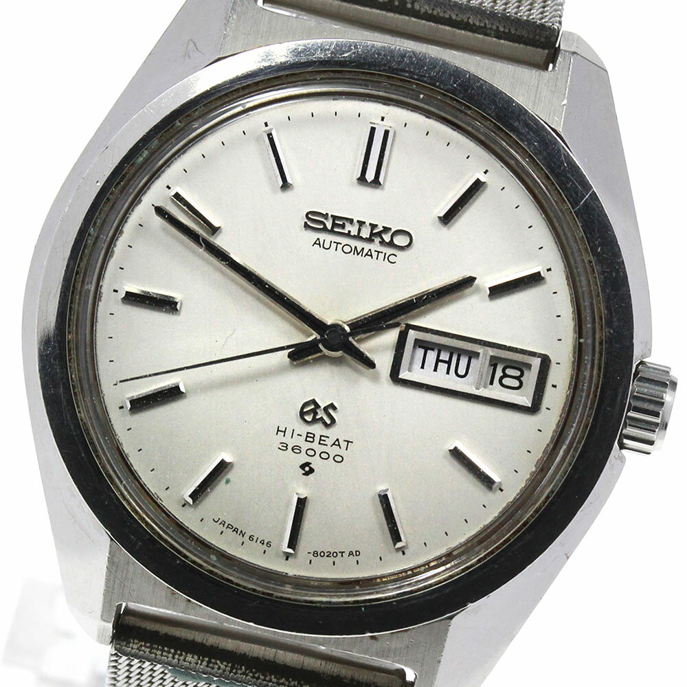 腕時計, メンズ腕時計 SEIKO GS 6146-8000