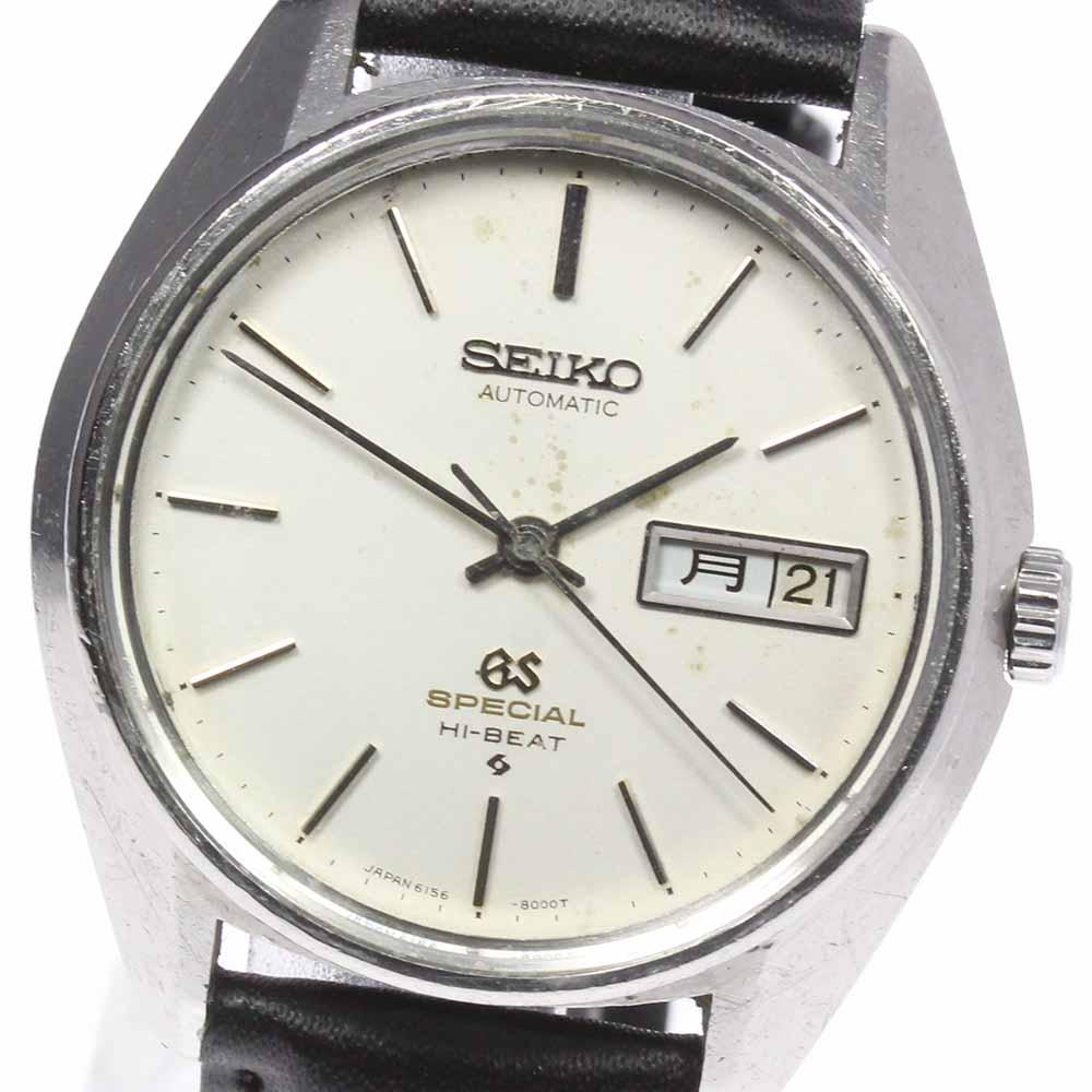 腕時計, メンズ腕時計 SEIKO 6156-8000