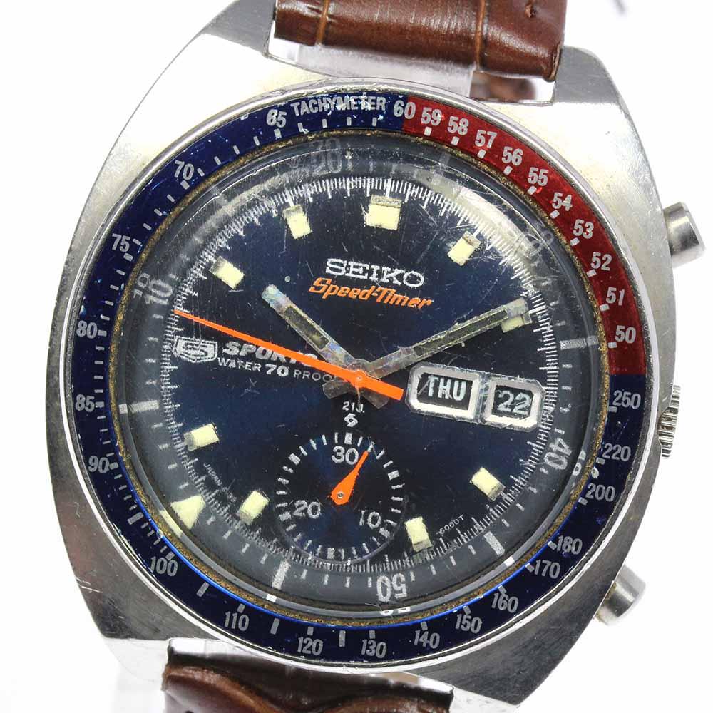 腕時計, メンズ腕時計 SEIKO 5 cal.6139A 6139-6000