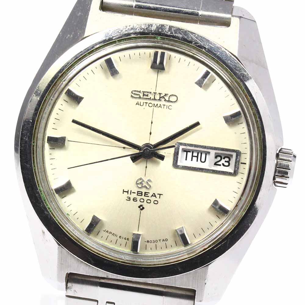 腕時計, メンズ腕時計 SEIKO 6146-8000