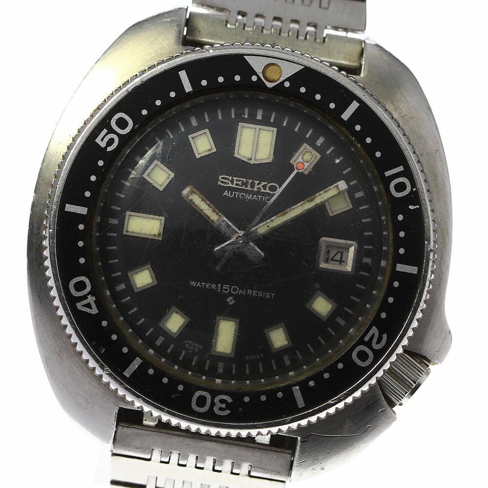 腕時計, メンズ腕時計 SEIKO 6105-8110