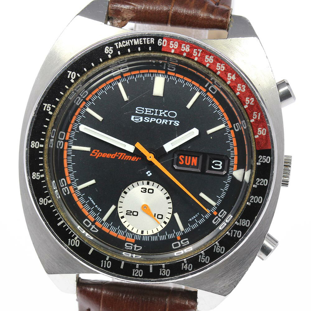腕時計, メンズ腕時計 SEIKO 5 cal.6139A 6139-6032