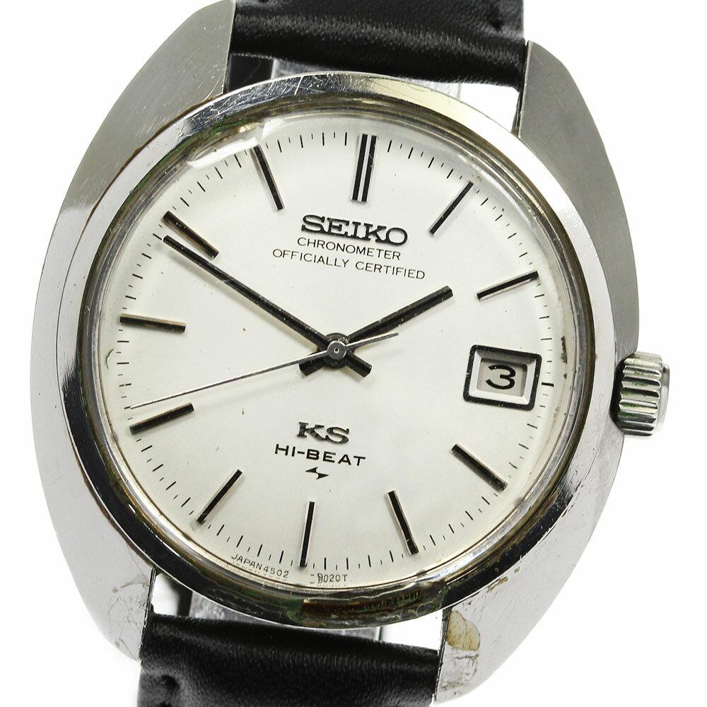 腕時計, メンズ腕時計 SEIKO 4502-8010 cal.4502A