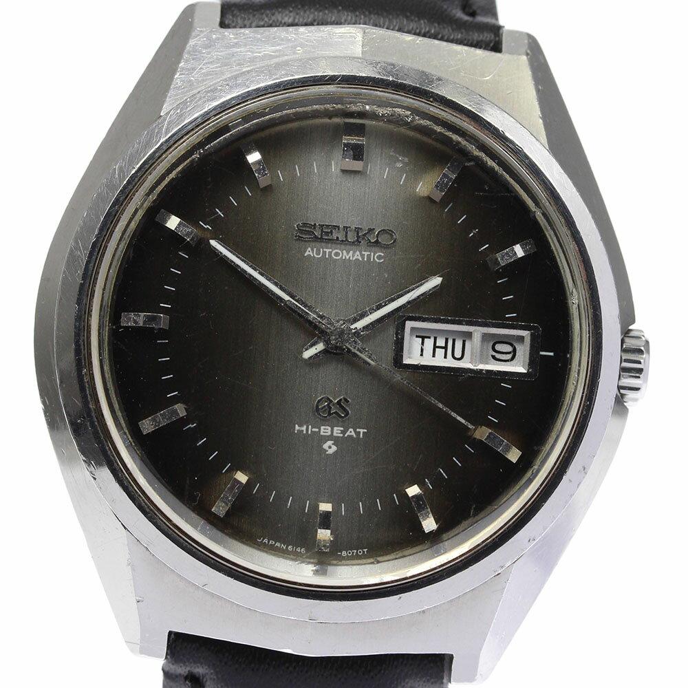 腕時計, メンズ腕時計 SEIKO cal.6146A 6146-8050