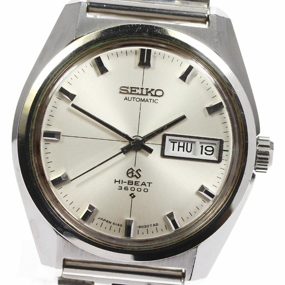 腕時計, メンズ腕時計 SEIKO Cal.6146A 6146-8000