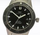 訳あり品 箱保付【International Watch Co】IWC アクアタイマー Ref.IW3536-001 自動巻き メンズ【中古】