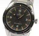 未使用品箱・保 オメガ シーマスター300 Co-Axial Master Chronometer 1957 トリロジー 234.10.39.20.01.001 メンズ【180316】【中古】【event】
