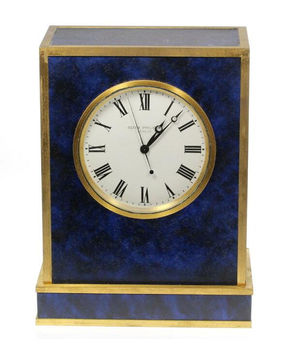 ※★ PATEK PHILIPPE パテックフィリップ table clock quartz antique with junk product case★