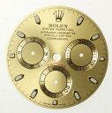 ★未使用品★【ROLEX】ロレックス 116528 デイトナ ゴールド メンズ 文字盤 ※針付属【中 ...
